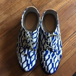 Joe's Jeans Lace loafers